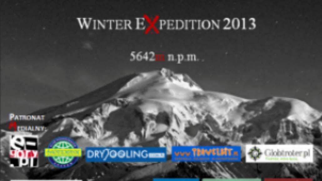 Mount Elbrus Winter Expedition 2013