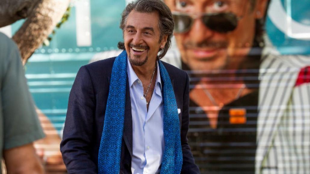 Nowy film z Alem Pacino. Jest data polskiej premiery!