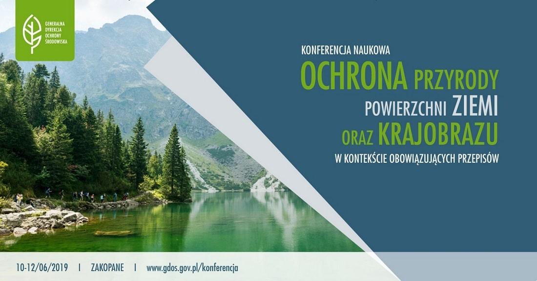 Konferencja W Zakopanem Dotycząca Ochrony Przyrody Oraz