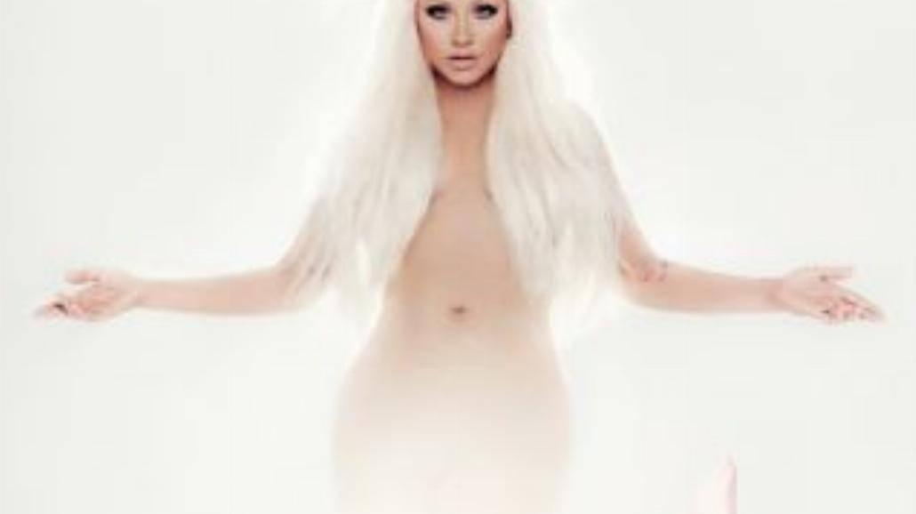 "Christina Aguilera prezentuje ""Lotus"""