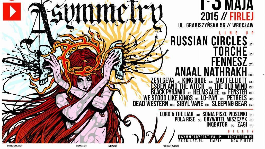 Asymmetry Festival ogłasza nowych wykonawców! [WIDEO, AUDIO]