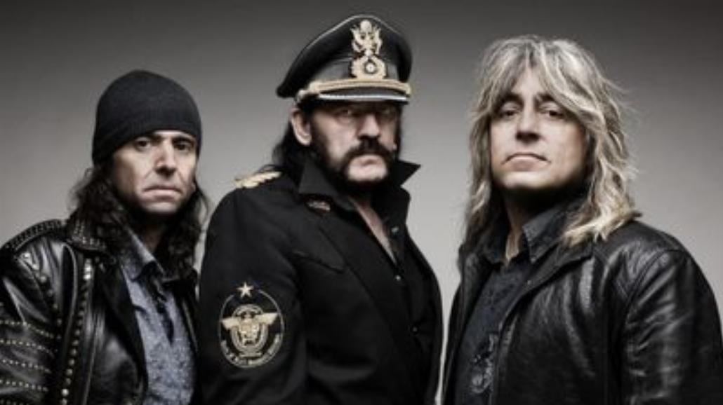 Motörhead zagra na Ursynaliach!