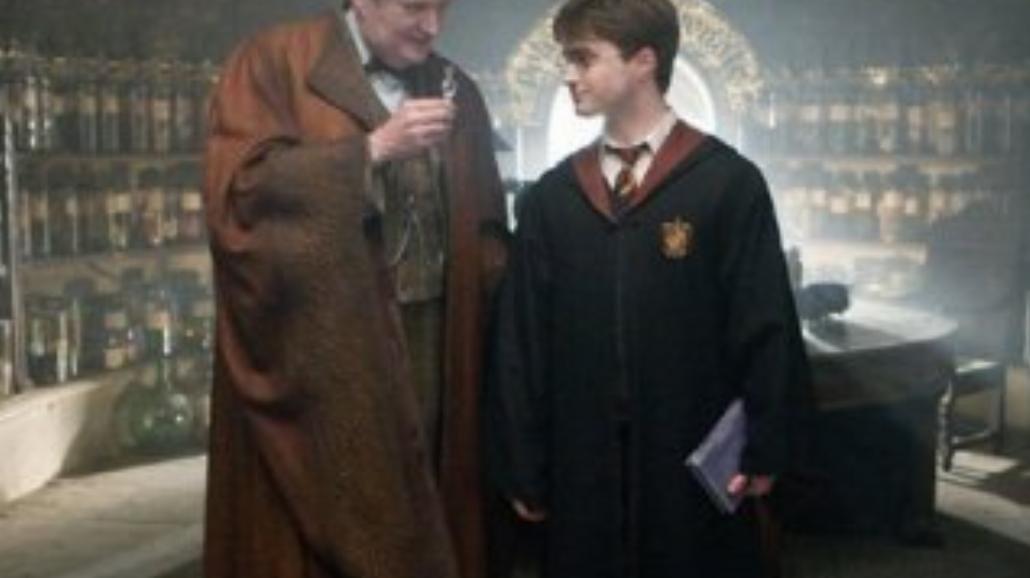 """""""Harry Potter i Książę Półkrwi"""" już rekordowe!"""
