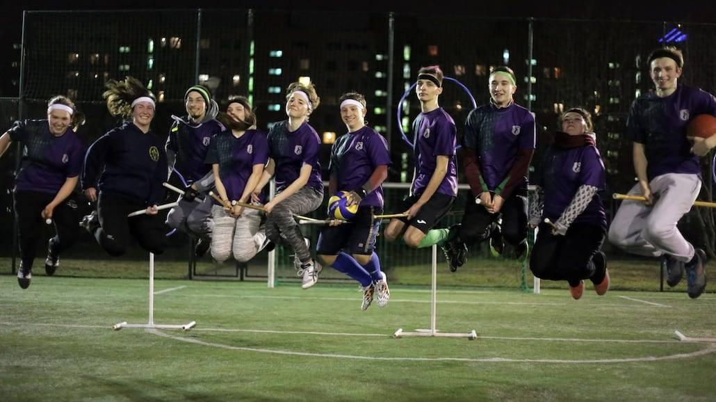 Warsaw Mermaids Quidditch Team ogłasza nabór do drużyny!