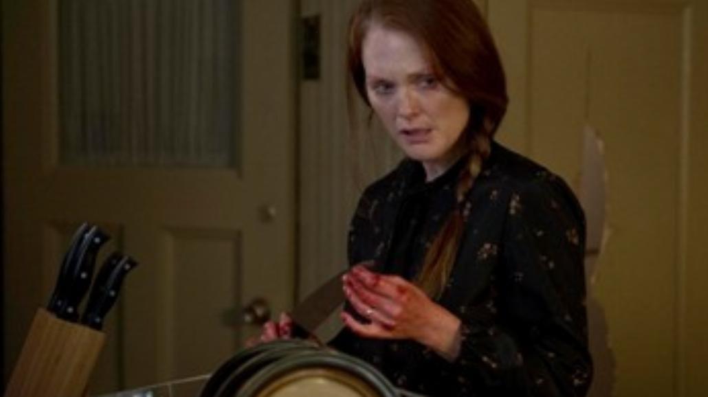 """Julianne Moore w horrorze """"Carrie"""": tego się nie da zapomnieć!"""