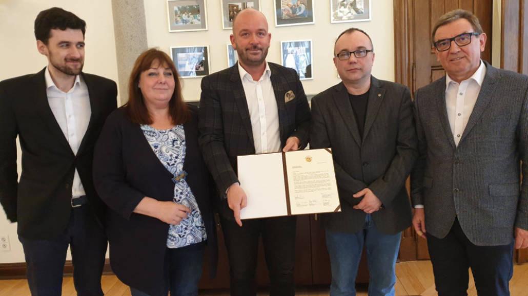 Olga Tokarczuk zgłoszona do tytułu Honorowego Obywatela Wrocławia