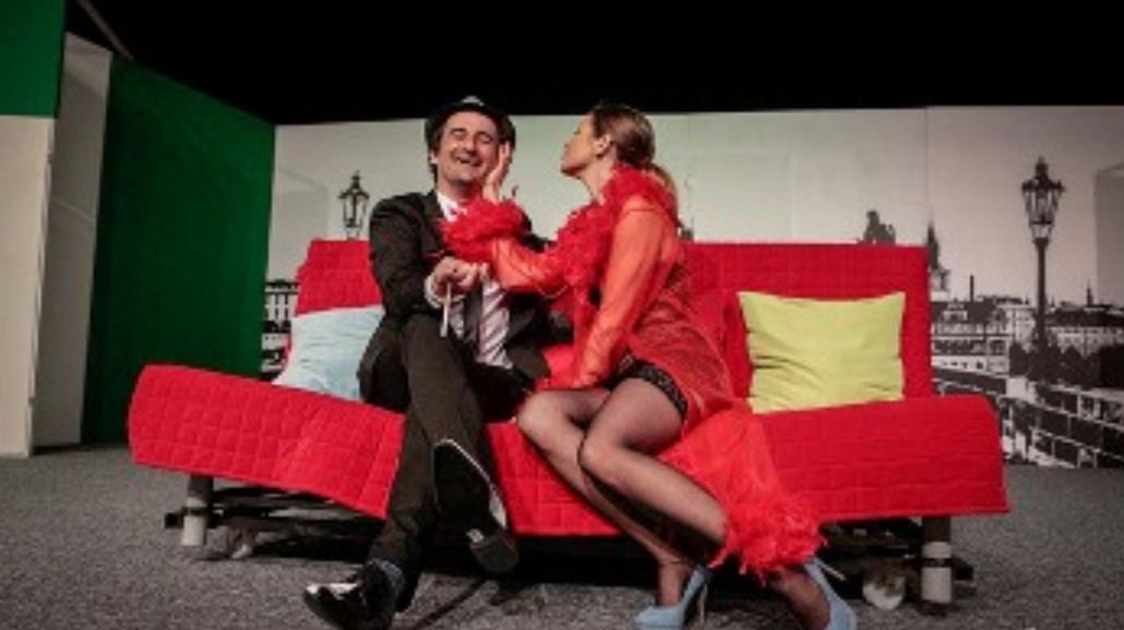 Misiek Koterski we wrocławskim Teatrze Komedia