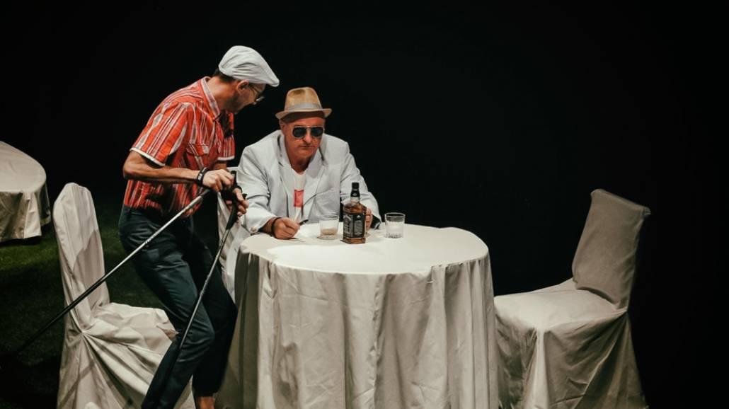 Garbus - spektakl WTW