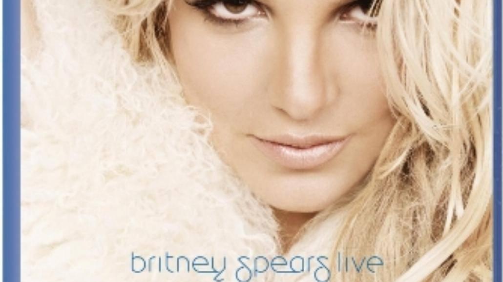 Trasa Britney Spears na DVD