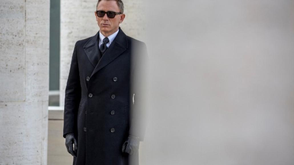 Bond powraca! Zobacz pierwszy zwiastun Spectre