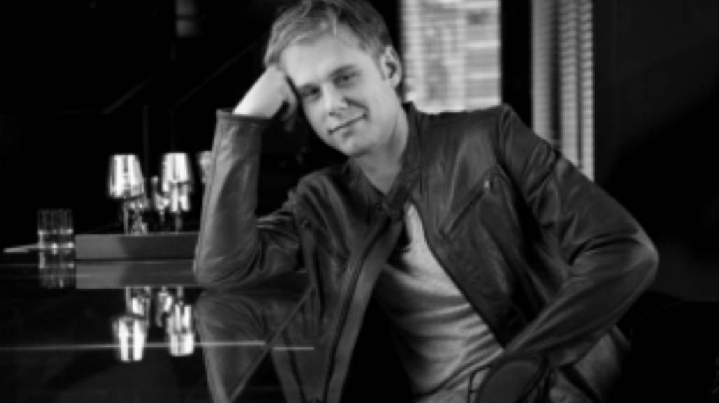 Armin Van Buuren drugim DJem na świecie