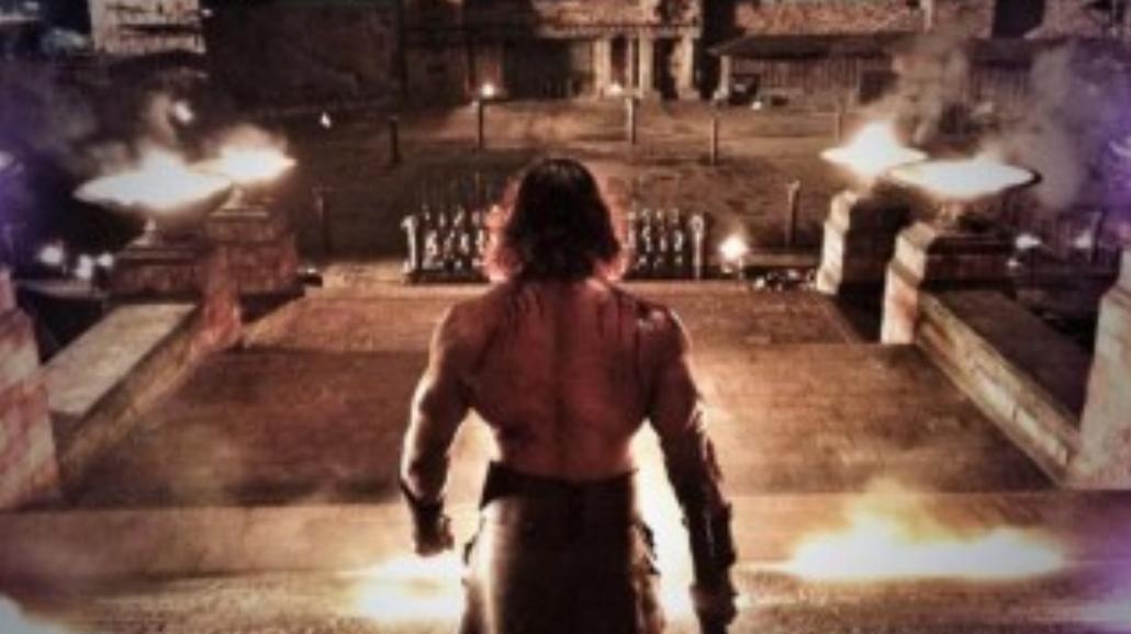 """""""Hercules"""" - zobacz zdjęcia z planu"""