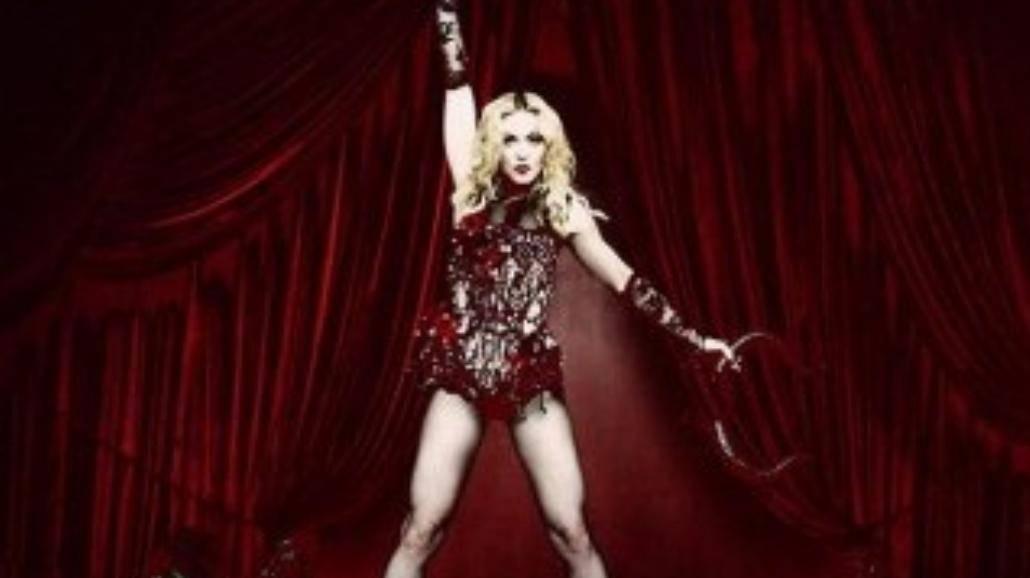 Madonna żałuje pocałunku z Drake?