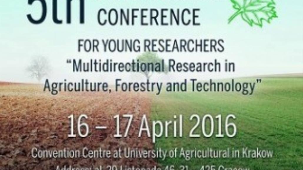 5. Międzynarodowa Konferencja dla Młodych Naukowców