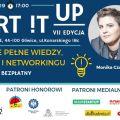 """Nadchodzi VII edycja """"Start IT Up"""" - prelegenci, wejściówki, program, startup"""