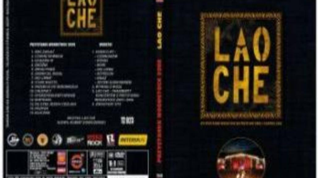 DVD Lao Che: Spektakl z historią w tle