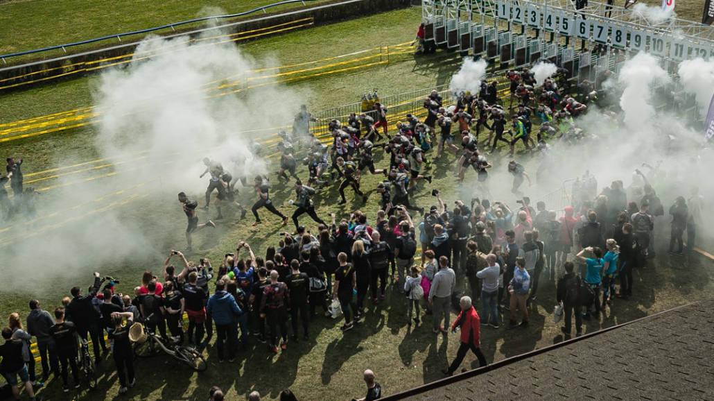 Runmageddon we Wrocławiu