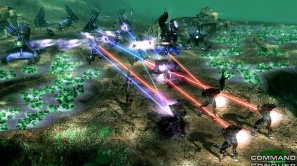 Command&Conquer 3 dostępny na platformie Xbox 360