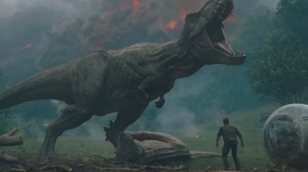 Jurassic World: UpadÅ'e krÃłlestwo