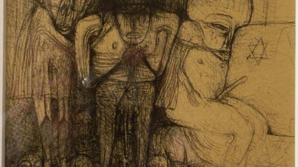 """""""Bez tytułu"""" - wernisaż wystawy prac Zdzisława Beksińskiego w dziesiątą rocznicę śmierci artysty"""