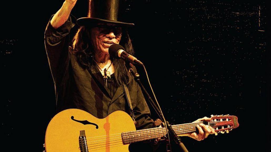 Rodriguez wystąpi w Domu Muzyki i Tańca w Zabrzu!