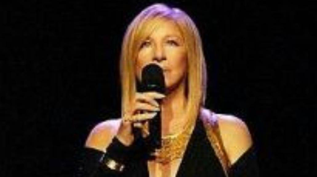 Barbra Streisand- Live in Concert 2006