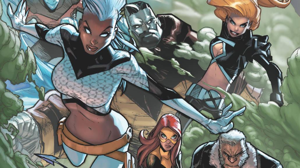 Extraordinary X-Men: Przystań X, tom 1