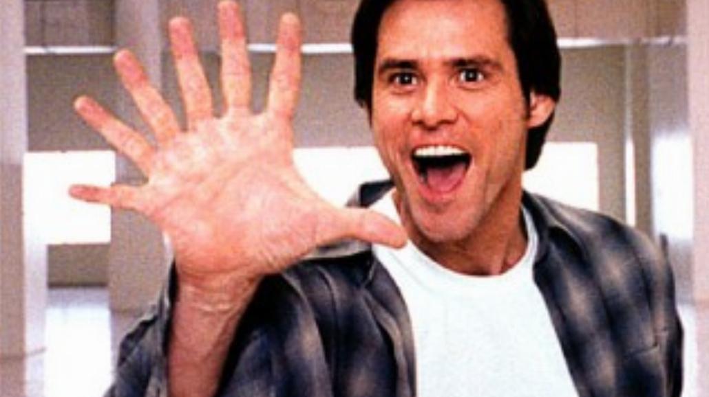 Jim Carrey w nowej komedii