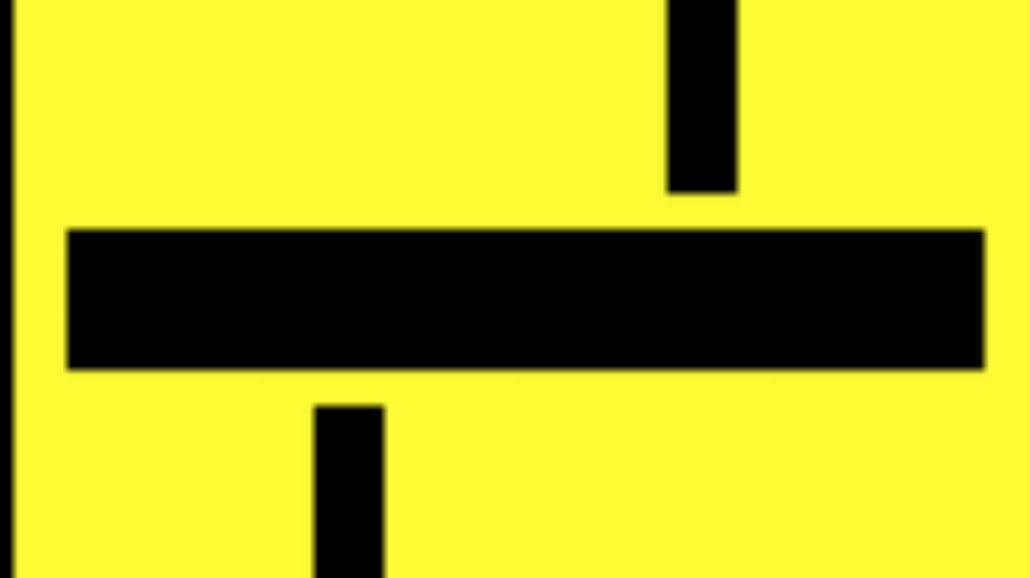 """T-6d """"tabliczka wskazująca prostopadły przebieg"""