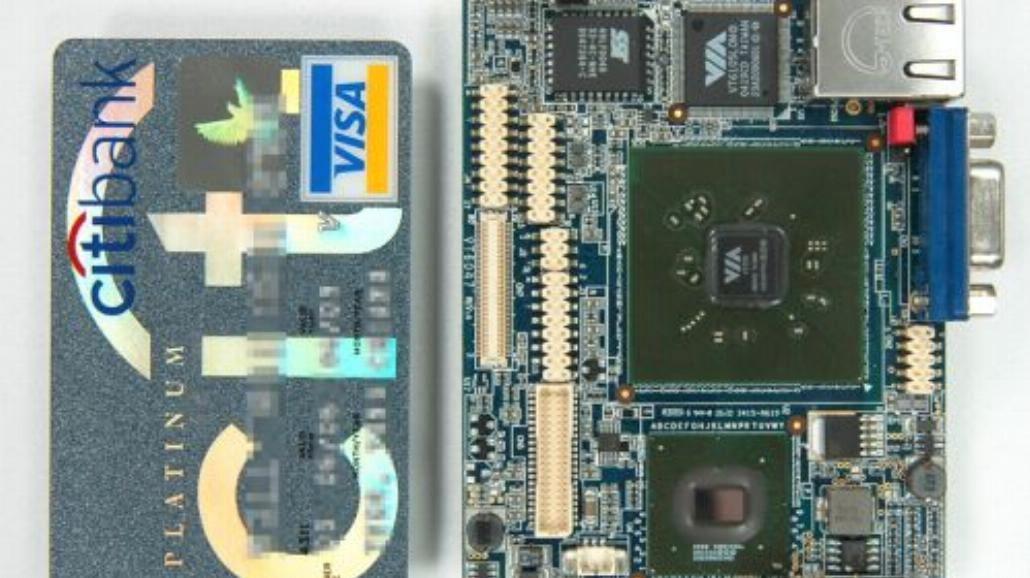 Pico-ITX - najmniejszy format płyty głównej x86