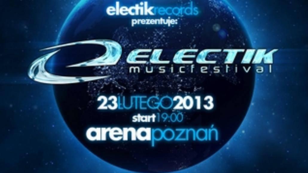 Electik Music Festival w Poznaniu!