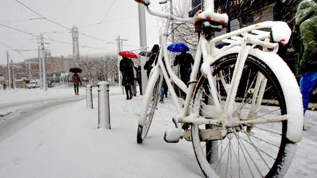 Zobacz, gdzie moÅźna przechować rower w trakcie najzimniejszej pory roku!