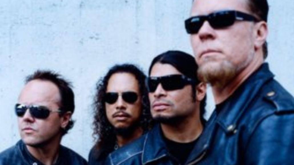 Metallica wydaje DVD