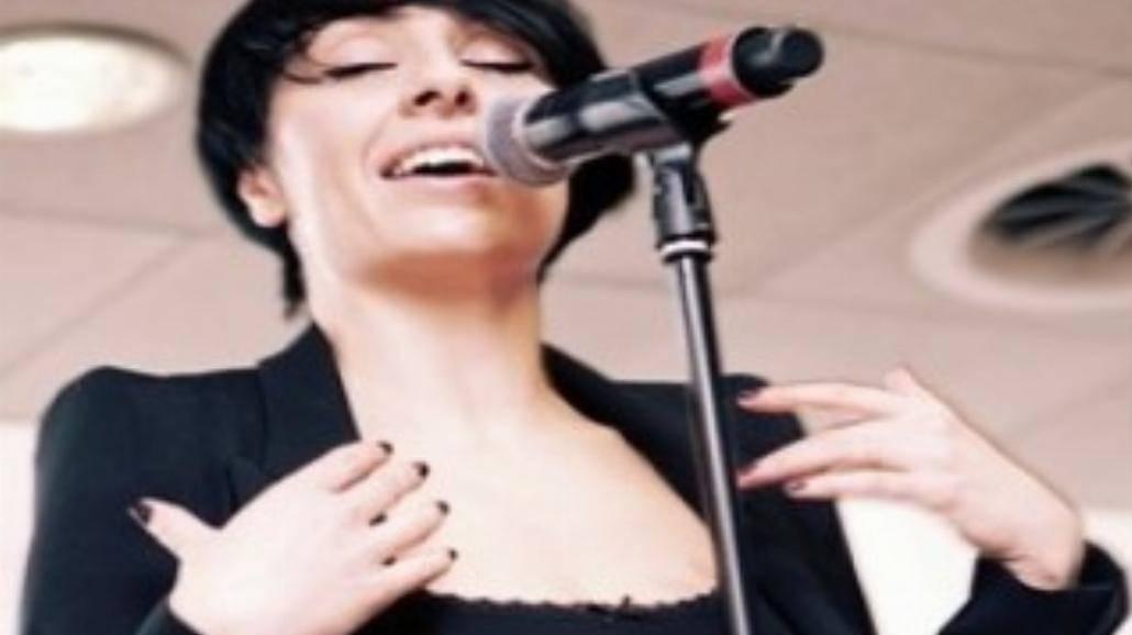Tatiana Okupnik wystąpiła w Londyńskim BBC Club