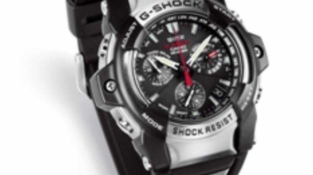 G-Shock o pięciu silnikach
