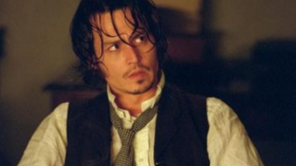 Burton, Depp i wampiry