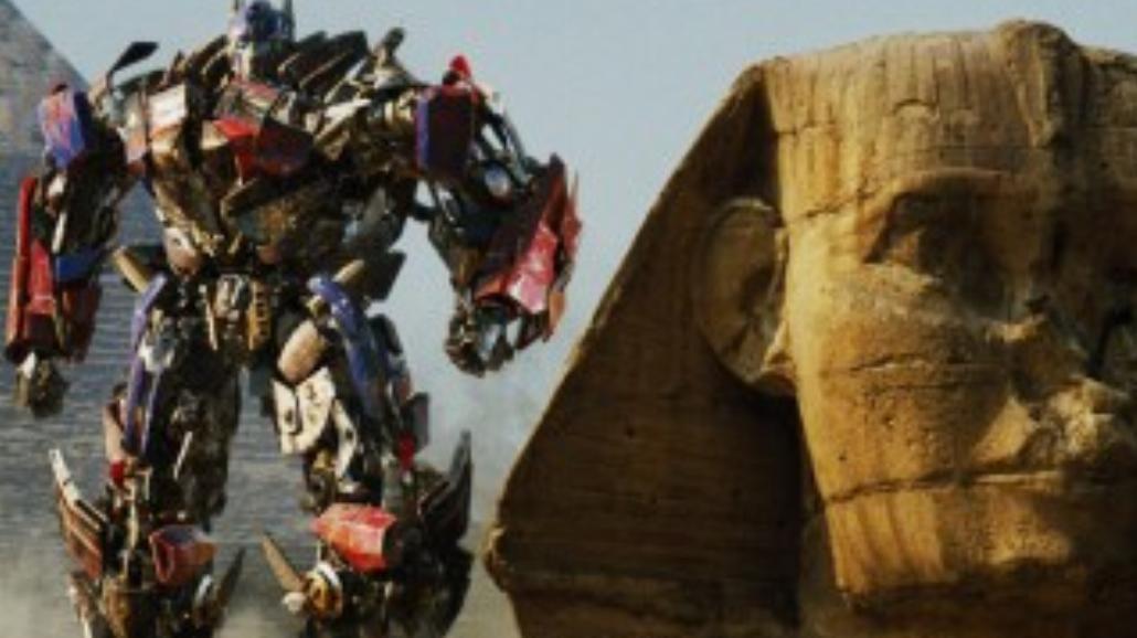 Transformersy zarobiły 600 milionów dolarów!