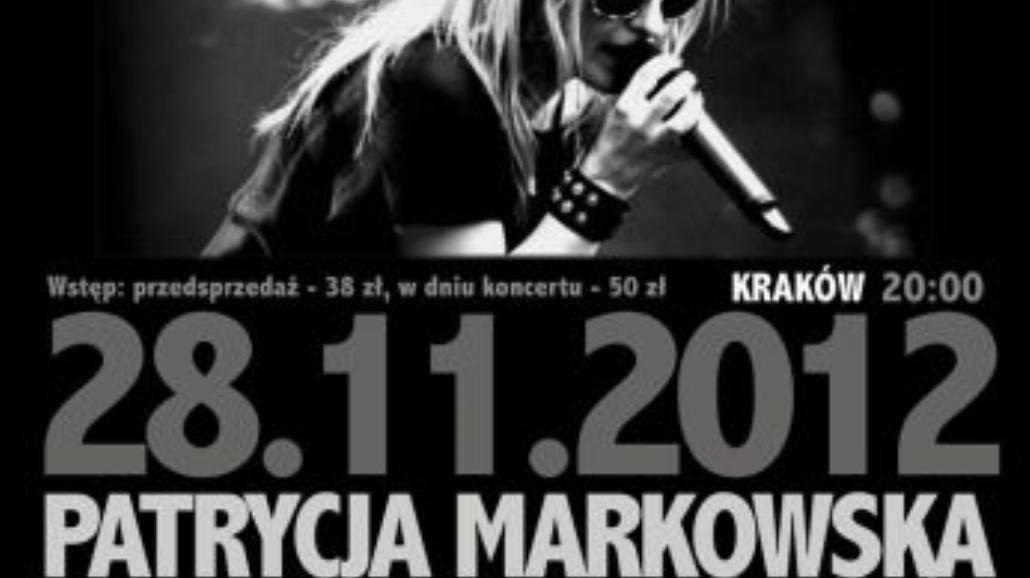 Patrycja Markowska w Hard Rock Cafe