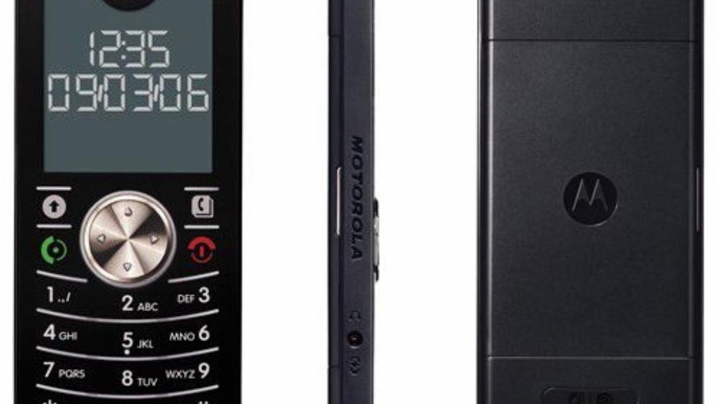 MOTOFONE F3 – po prostu telefon