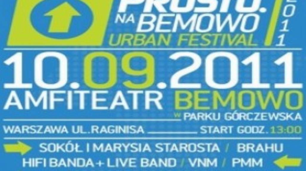 Prosto na Bemowo! We wrześniu festiwal