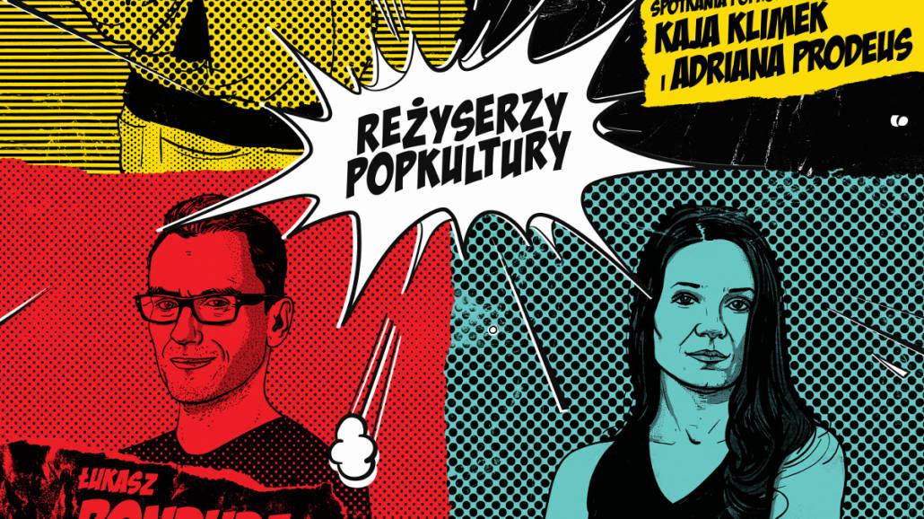ReÅźyserzy Popkultury w DCF