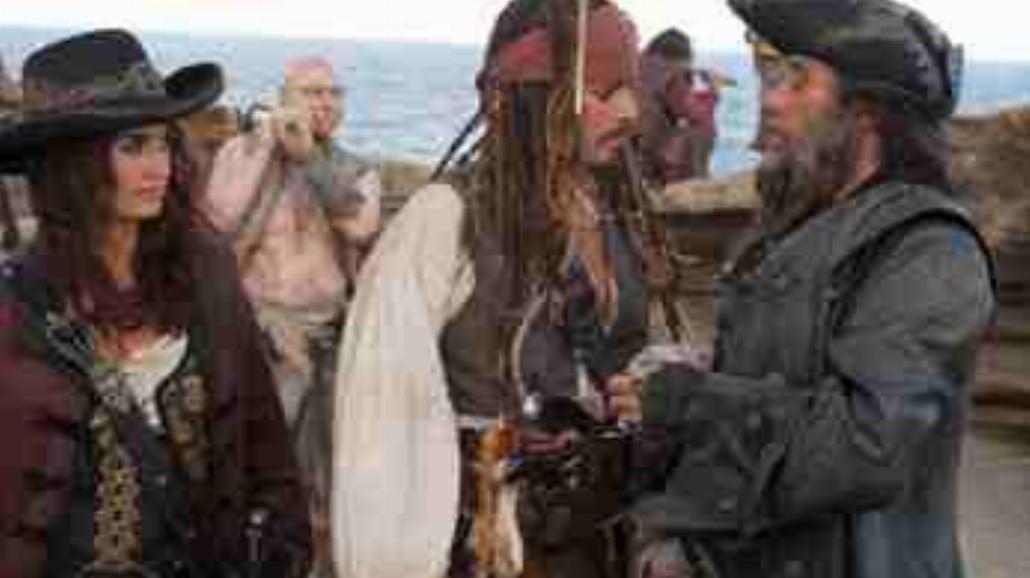Piraci z Karaibów 4 - ciekawostki
