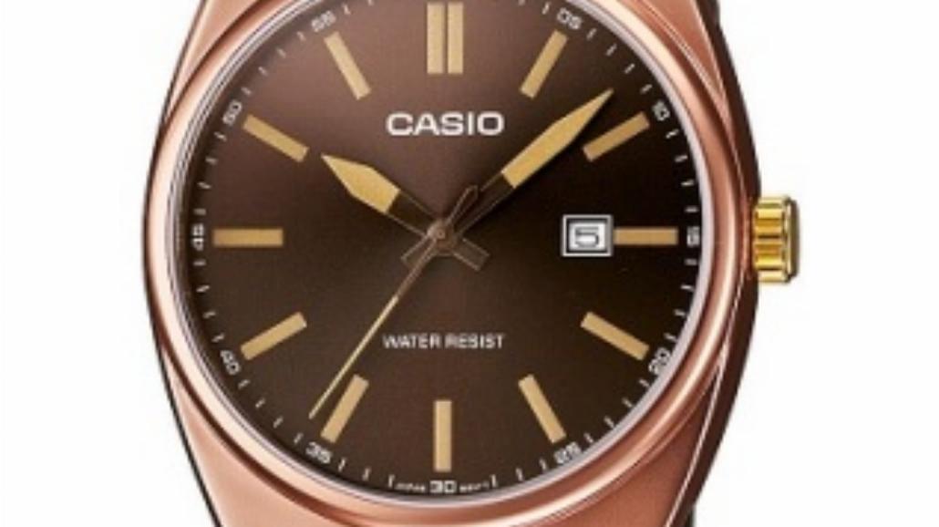 Retro zegarki od Casio