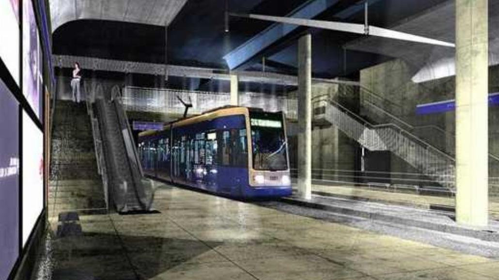 Szybki tramwaj nie taki szybki