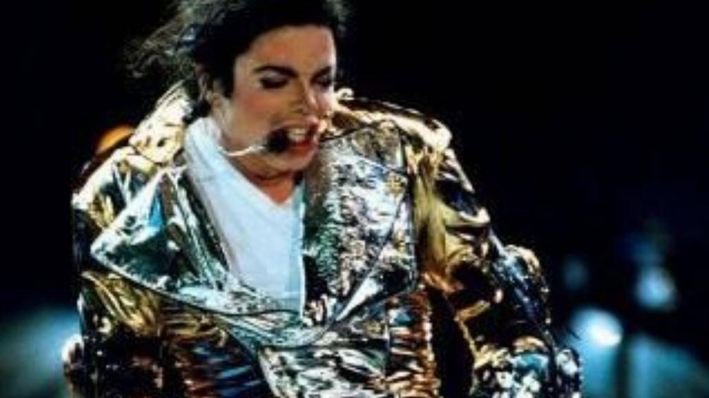 Pierwszy nieopublikowany utwór Jacksona!