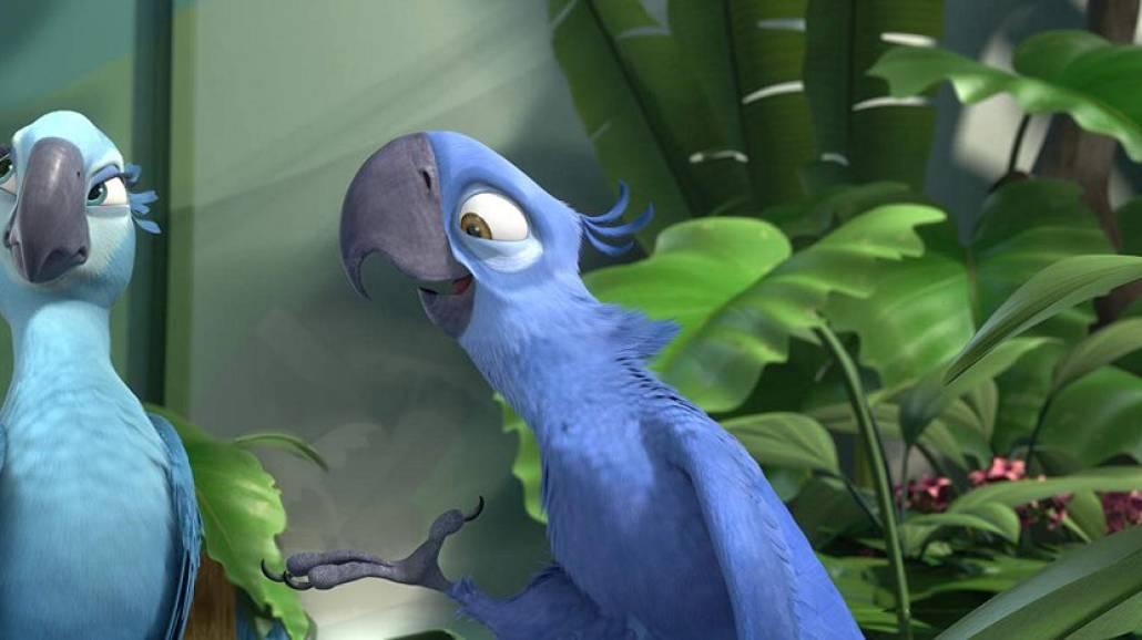 Wyginął gatunek ptakÃłw, ktÃłrego przedstawicielem był bohater filmu Rio