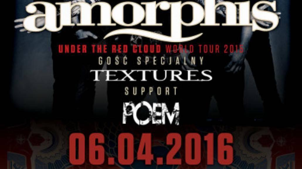 Amorphis na jedynym koncercie w Polsce [WIDEO]