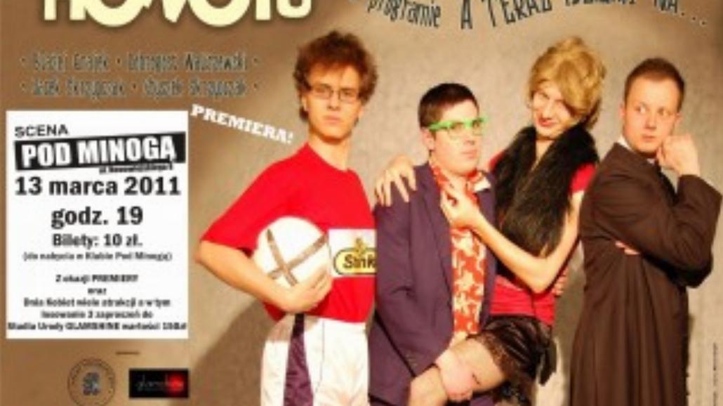 Kabaret HoNoTu z najnowszym programem w Poznaniu