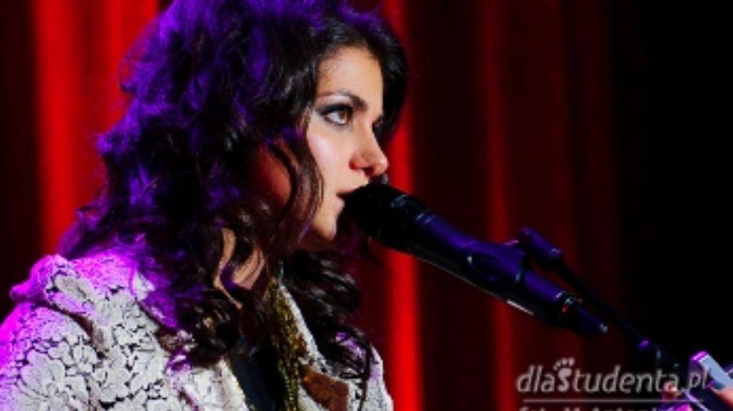 Katie Melua zaśpiewała w Poznaniu [ZDJĘCIA]
