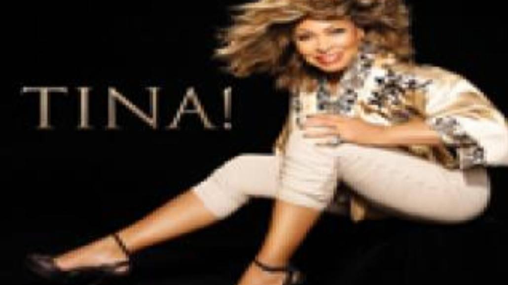"""Tina Turner - """"Tina!"""""""